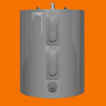 Lowboy Electric Tank Water Heater